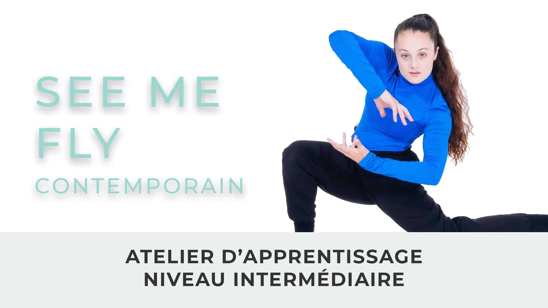 Angelique Delorme // Apprentissage // See Me Fly