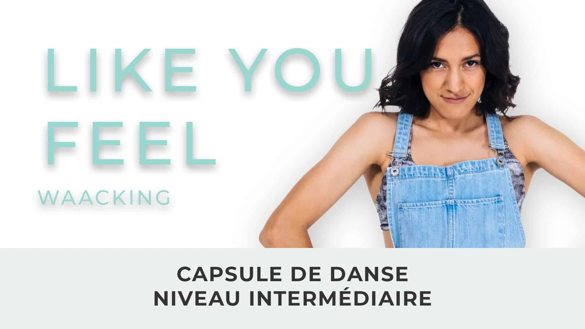 Gabriela Jovian Mazon // Like You Feel // Chorée & Musique