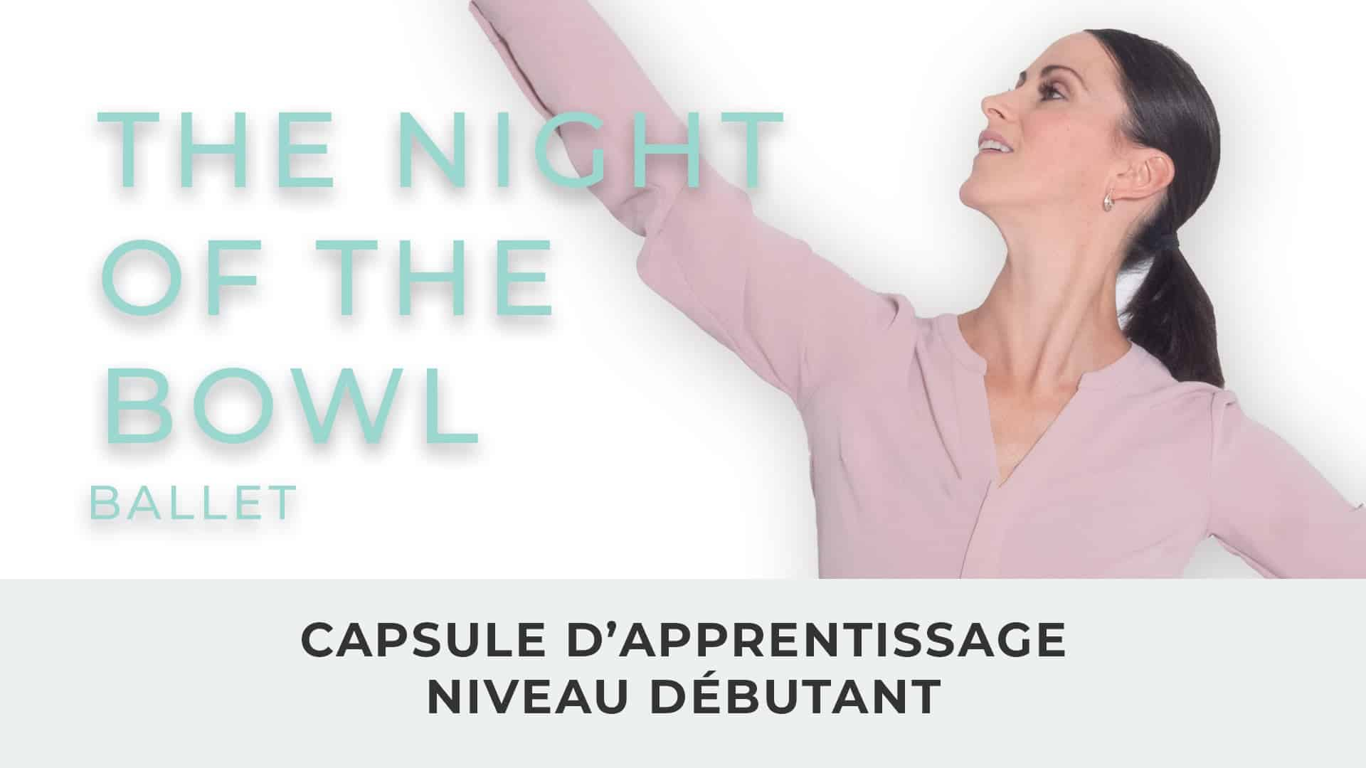 IsaBelle Paquette // Niveau Débutant // Night Of The Bowl // Apprentissage