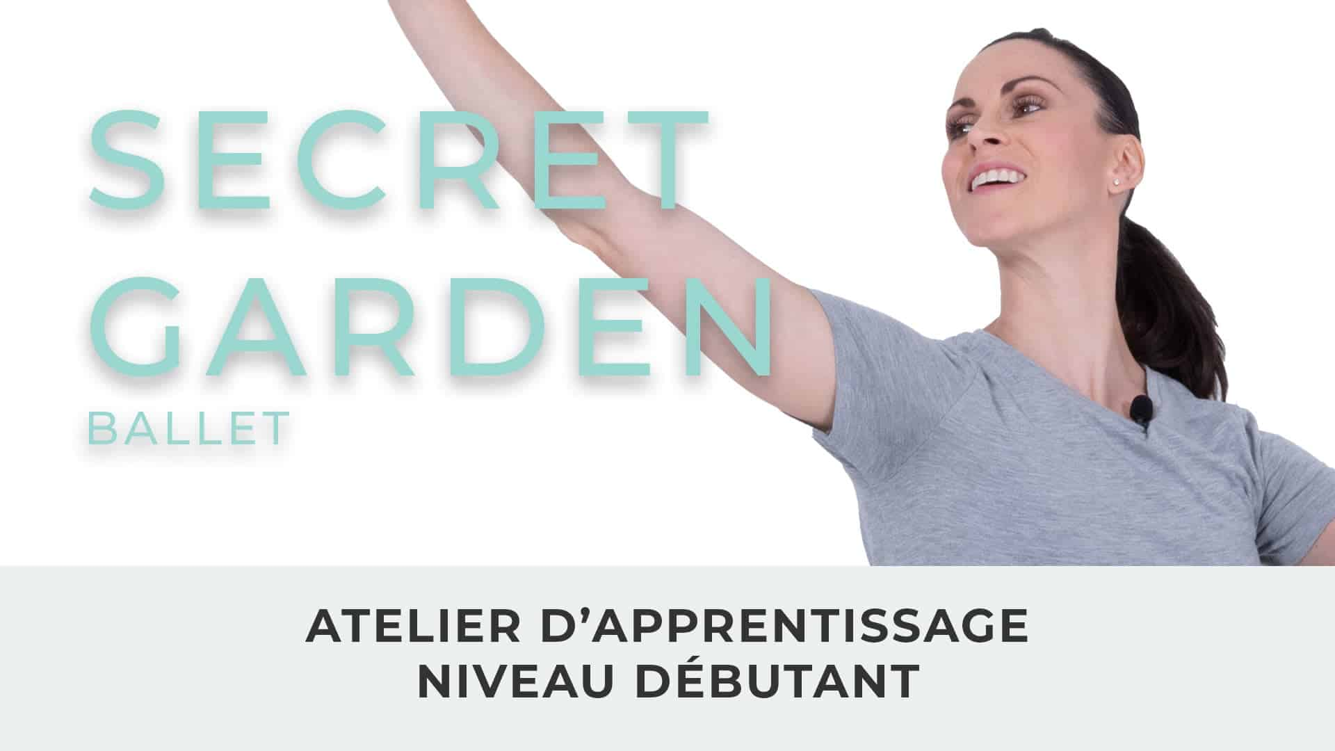 IsaBelle Paquette // Apprentissage // Secret Garden
