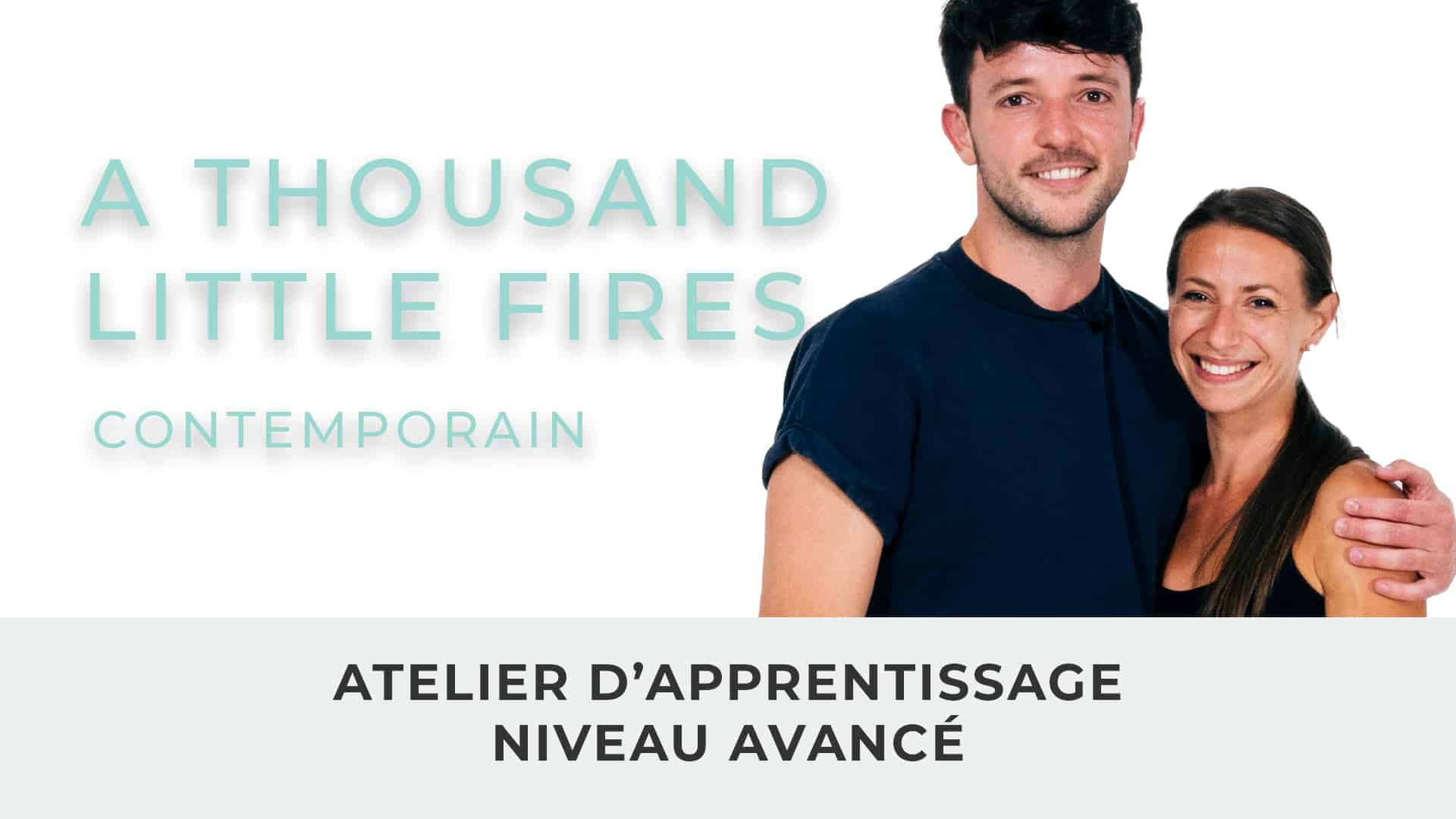 Janie & Marcio // Apprentissage // A Thousand Little Fires