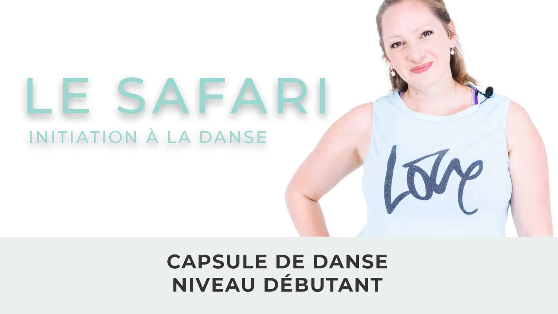 Joani // Initiation à la danse // Le Safari
