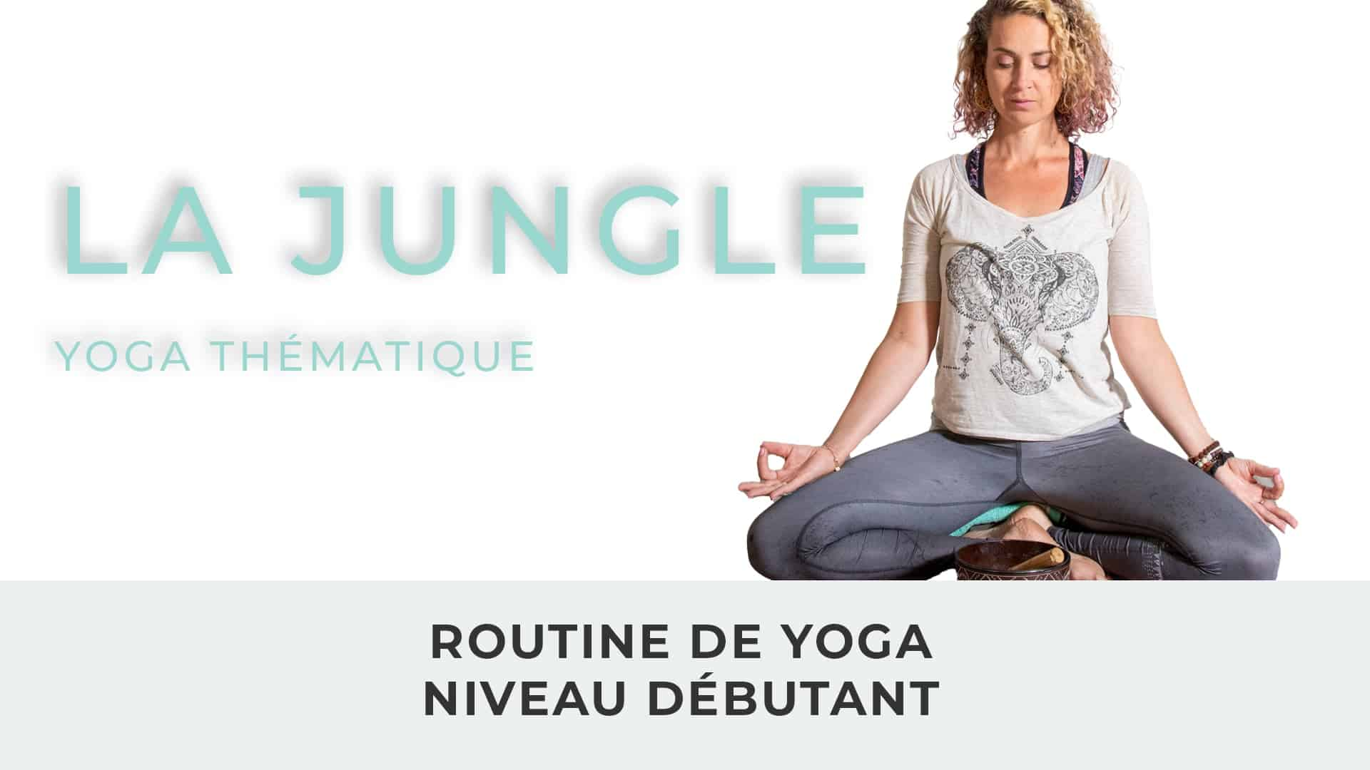 Carole Karuna & Alysée // Yoga // La Jungle