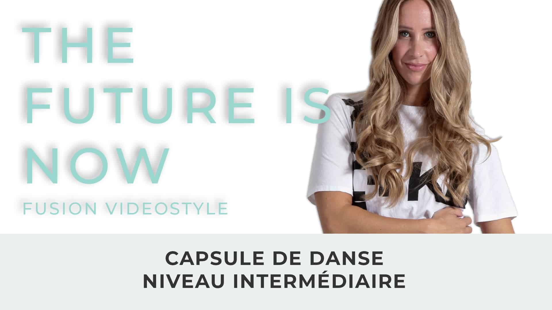 Julie Fortier // Fusion VideoStyle // The Future Is Now